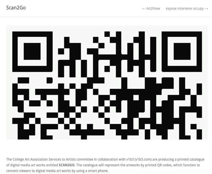 scan to go